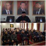 Министр имущественных и земельных отношений ЧР Турпал-Али Ибрагимов провел первое совещание с коллективом министерства.